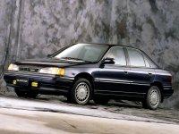 Hyundai Elantra, J1, Седан, 1990–1993