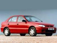 Hyundai Excel, X3 [рестайлинг], Хетчбэк 5-дв., 1994–1999