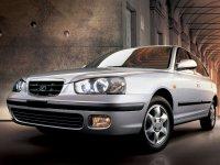 Hyundai Elantra, XD, Хетчбэк, 2000–2003