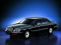 Hyundai Centennial, 1 поколение, Седан, 1999–2003