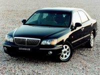 Hyundai Grandeur, XG, Седан, 1999–2003