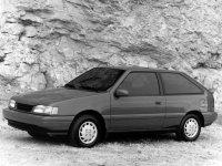 Hyundai Excel, X2, Хетчбэк 3-дв., 1989–1991