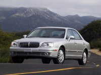 Hyundai Grandeur, XG [рестайлинг], Седан, 2002–2005