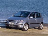 Hyundai Click, 1 поколение, Хетчбэк 5-дв., 2002–2005