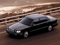Hyundai Dynasty, 1 поколение [рестайлинг], Седан, 1996–2002