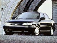 Hyundai Elantra, J1 [рестайлинг], Седан, 1993–1995
