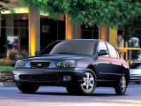 Hyundai Elantra, XD, Седан, 2000–2003