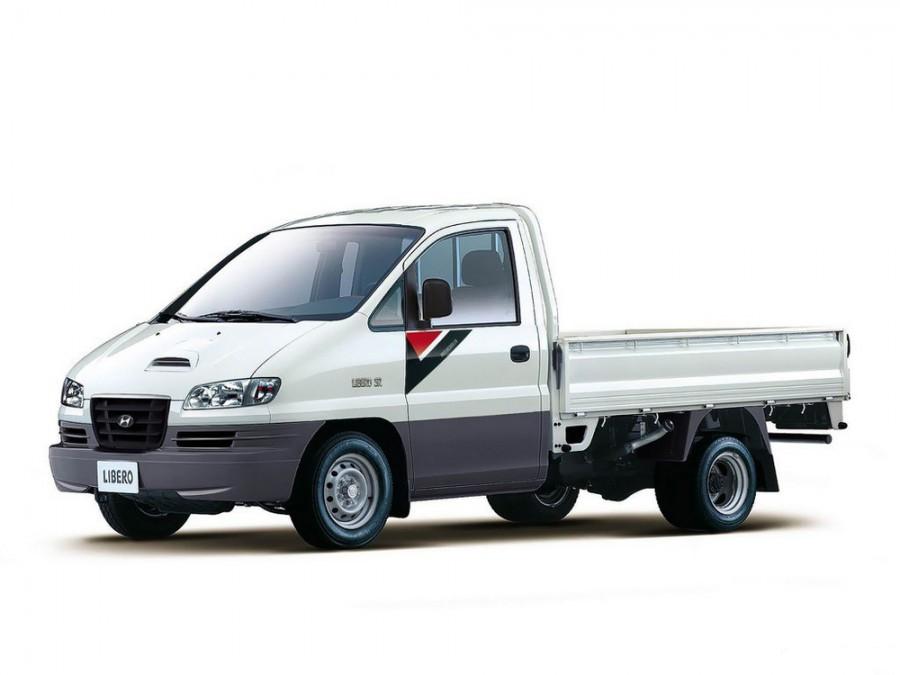 Hyundai Libero борт, 1 поколение - отзывы, фото и характеристики на Car.ru