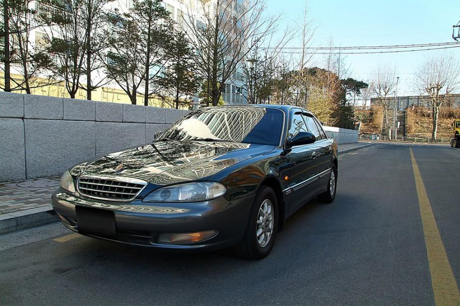 Hyundai Marcia седан, 1995–1998, 1 поколение - отзывы, фото и характеристики на Car.ru