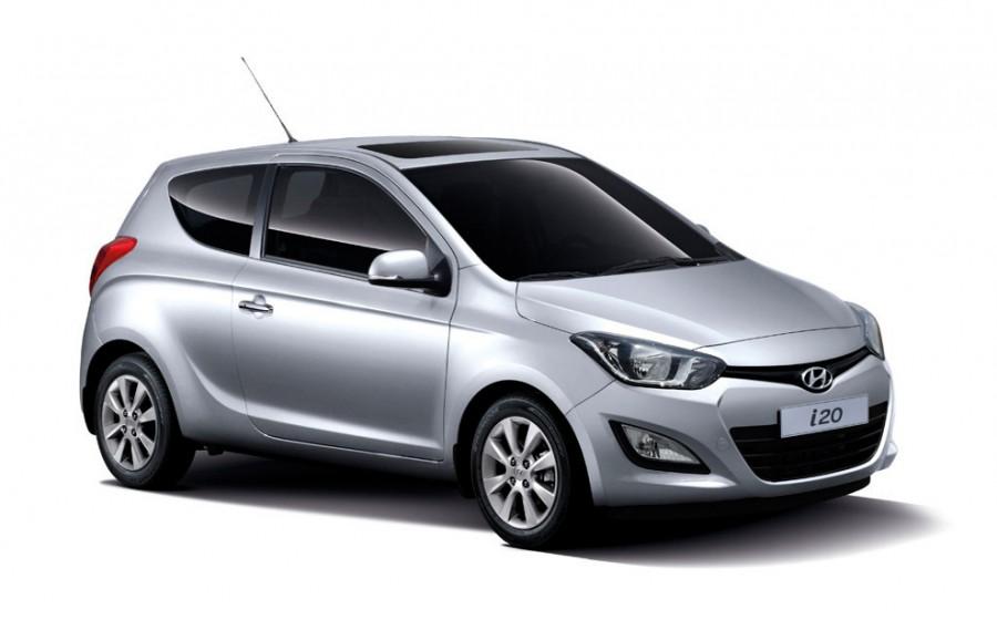 Hyundai i20 хетчбэк 3-дв., 2012–2016, 1 поколение [рестайлинг] - отзывы, фото и характеристики на Car.ru