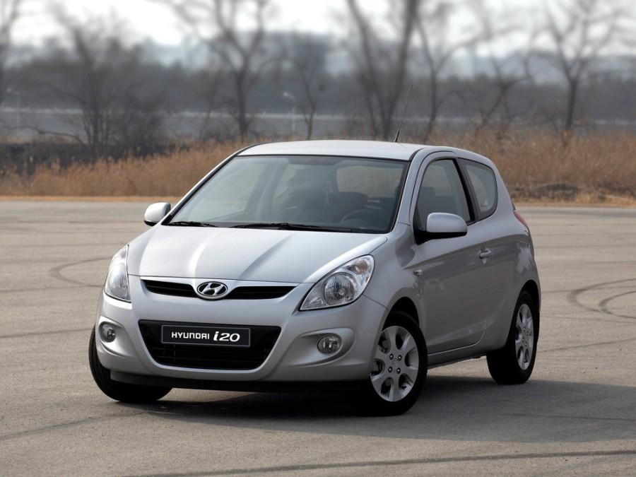 Hyundai i20 хетчбэк 3-дв., 2008–2010, 1 поколение - отзывы, фото и характеристики на Car.ru