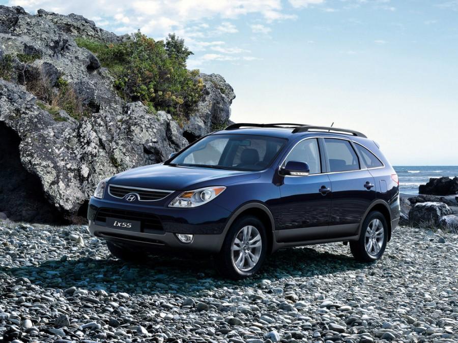 Hyundai ix55 кроссовер, 2008–2013, 1 поколение - отзывы, фото и характеристики на Car.ru