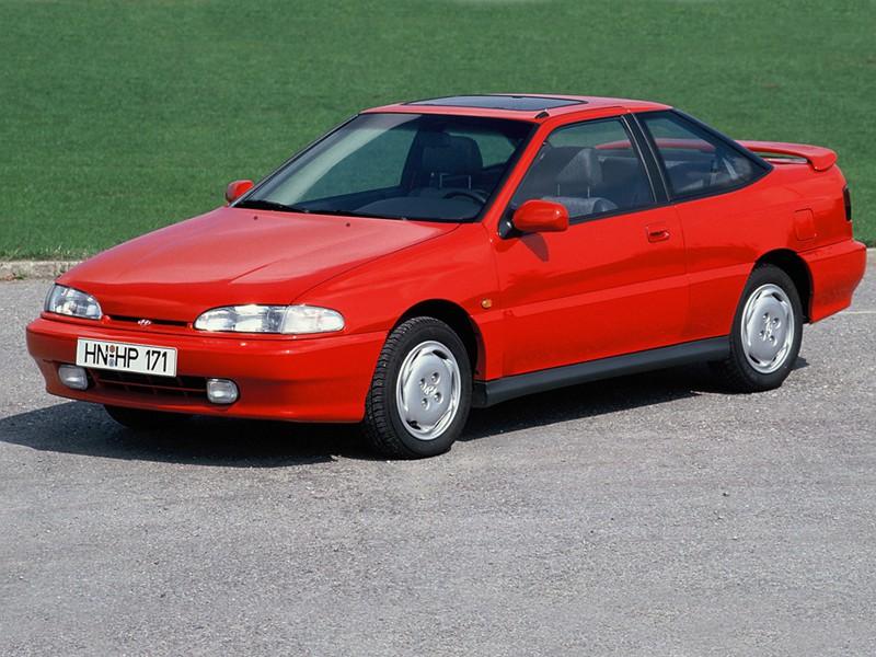 Hyundai S-Coupe купе, 1992–1996, 1 поколение [рестайлинг] - отзывы, фото и характеристики на Car.ru