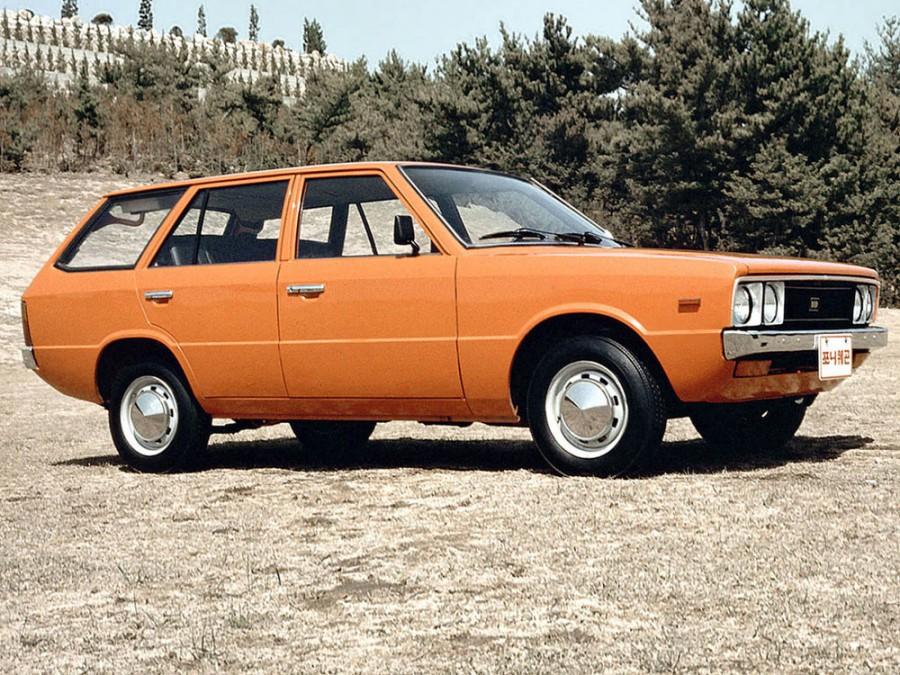Hyundai Pony универсал, 1974–1990, 1 поколение - отзывы, фото и характеристики на Car.ru