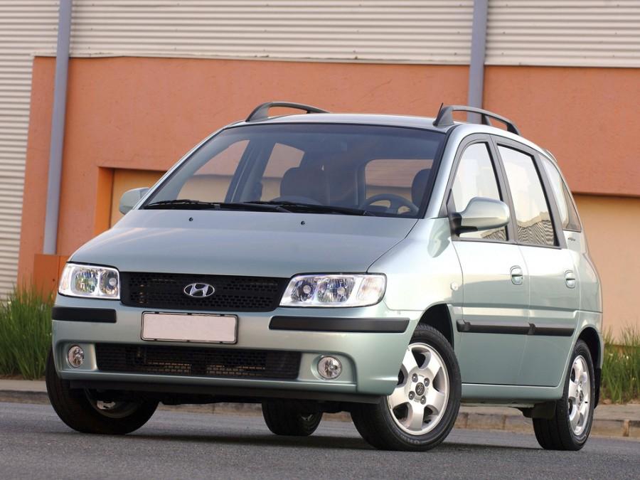 Hyundai Lavita минивэн, 2005–2008, 1 поколение [рестайлинг] - отзывы, фото и характеристики на Car.ru