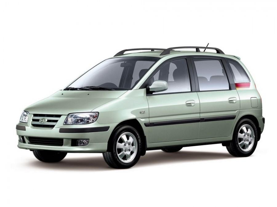 Hyundai Lavita минивэн 5-дв., 2001–2005, 1 поколение - отзывы, фото и характеристики на Car.ru