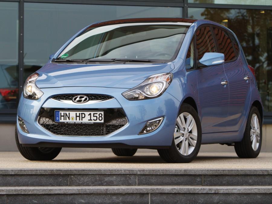 Hyundai ix20 минивэн, 2011–2016, 1 поколение - отзывы, фото и характеристики на Car.ru