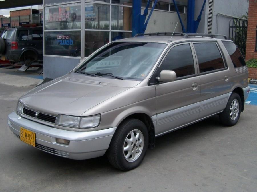 Hyundai Santamo минивэн 5-дв., 1997–2002, 1 поколение - отзывы, фото и характеристики на Car.ru