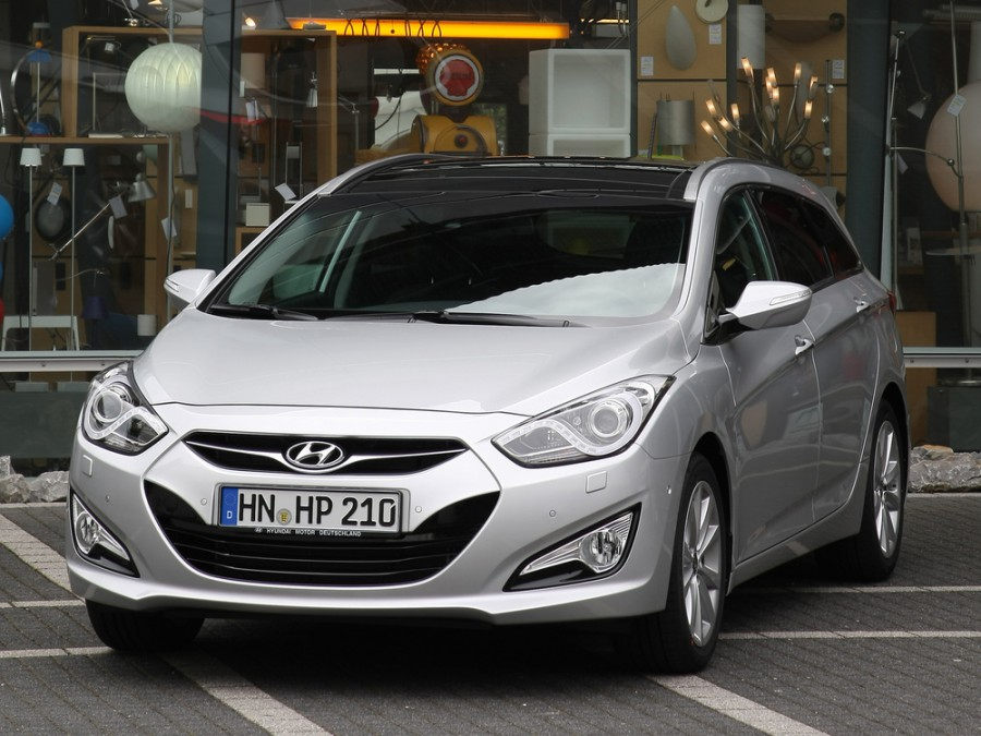 Hyundai i40 универсал, 2011–2016, VF - отзывы, фото и характеристики на Car.ru