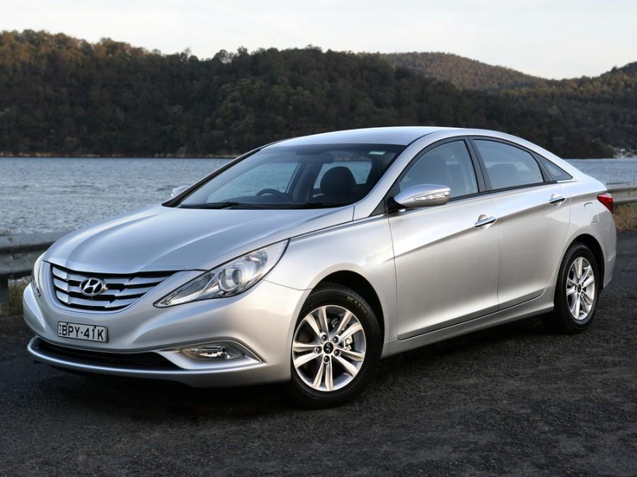 Hyundai i45 седан 4-дв., 2010–2016, YF - отзывы, фото и характеристики на Car.ru