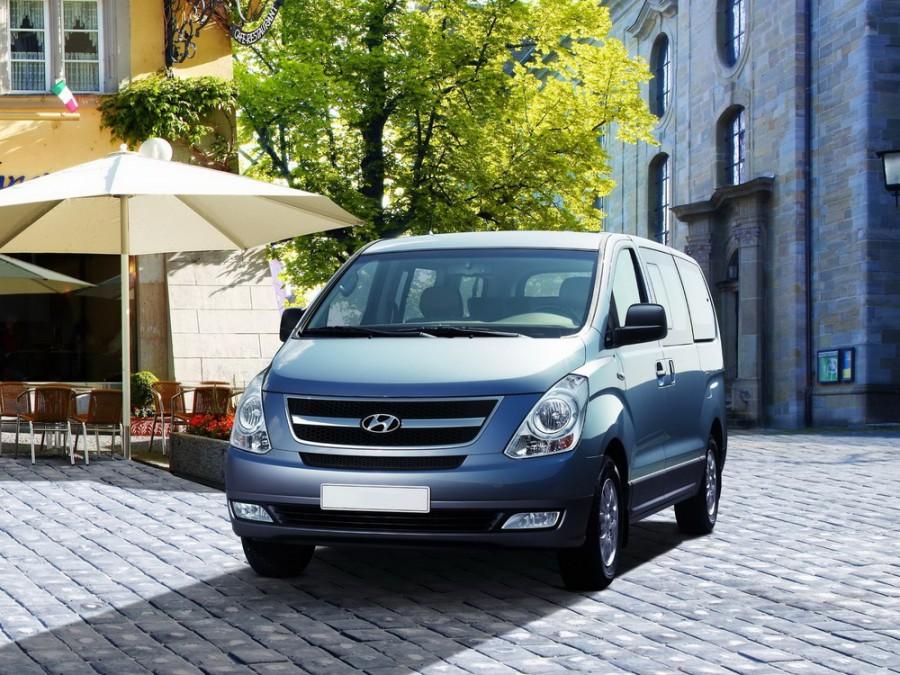 Hyundai Satellite микроавтобус, 2007–2016, 2 поколение - отзывы, фото и характеристики на Car.ru