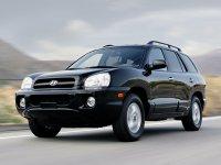 Hyundai Santa Fe, Classic [рестайлинг], Кроссовер, 2007–2013