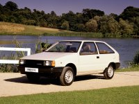 Hyundai Presto, X1, Хетчбэк, 1985–1989