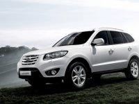 Hyundai Santa Fe, CM [рестайлинг], Кроссовер, 2010–2013