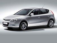 Hyundai i30, FD, Хетчбэк, 2007–2010
