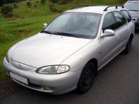 Hyundai Lantra, J2, Sportswagon универсал, 1995–1998