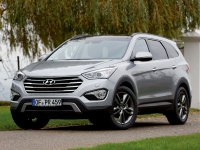 Hyundai Santa Fe, DM, Grand кроссовер 5-дв., 2012–2016