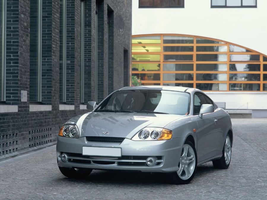 Hyundai Tiburon купе, 2003–2004, GK - отзывы, фото и характеристики на Car.ru