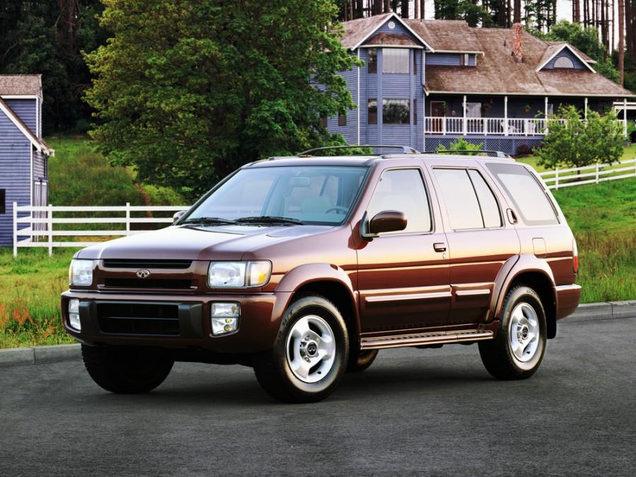 Infiniti QX-Series QX4 внедорожник, 1997–2001, 1 поколение - отзывы, фото и характеристики на Car.ru