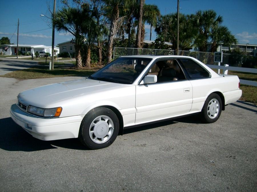 Infiniti M-Series купе, 1990–1992, F31 - отзывы, фото и характеристики на Car.ru