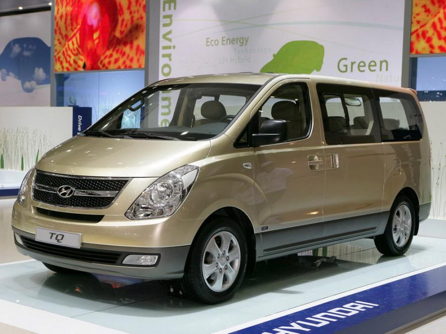 Hyundai TQ микроавтобус, 1 поколение - отзывы, фото и характеристики на Car.ru