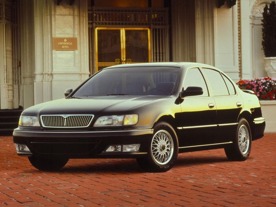 Infiniti I-Series седан, 1996–1999, 1 поколение - отзывы, фото и характеристики на Car.ru