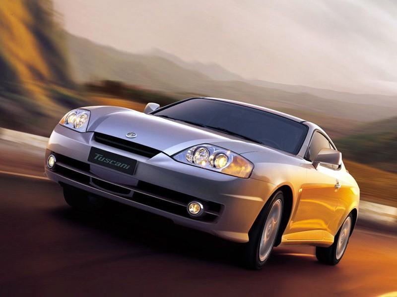 Hyundai Tuscani купе, 2001–2005, GK - отзывы, фото и характеристики на Car.ru