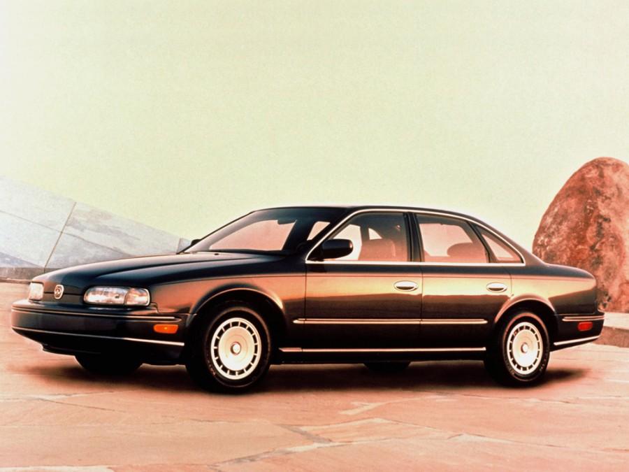 Infiniti Q45 седан, 1989–1996, 1 поколение - отзывы, фото и характеристики на Car.ru