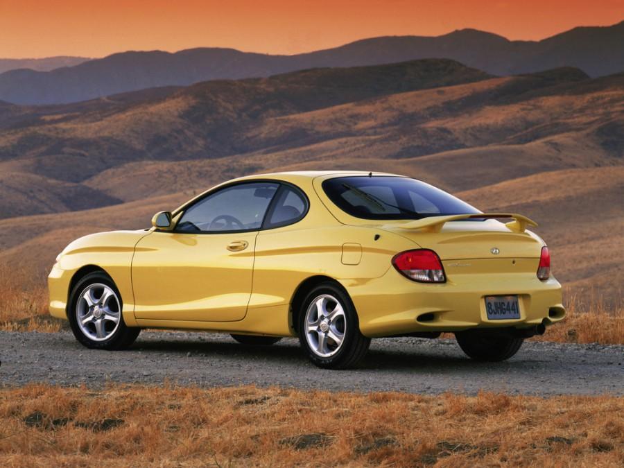 Hyundai Tiburon купе, 1999–2001, RD [рестайлинг] - отзывы, фото и характеристики на Car.ru