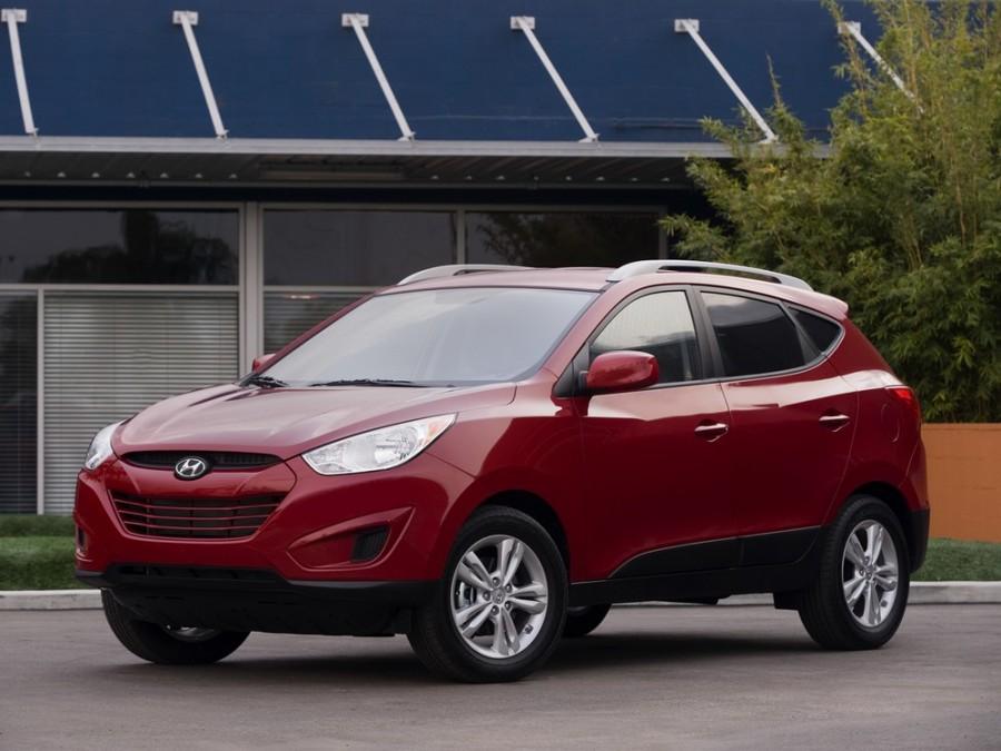 Hyundai Tucson кроссовер, 2010–2016, 2 поколение - отзывы, фото и характеристики на Car.ru