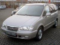 Hyundai Trajet, 1 поколение [рестайлинг], Минивэн, 2004–2007