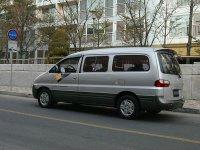Hyundai Starex, 1 поколение, Микроавтобус