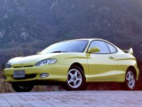 Hyundai Tiburon, RC, Купе, 1996–1999