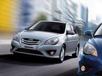 Hyundai Verna, MC [рестайлинг], Verna transform седан, 2009–2010