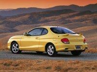 Hyundai Tiburon, RD [рестайлинг], Купе, 1999–2001