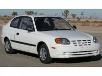 Hyundai Verna, LC, Хетчбэк 3-дв., 2000–2003