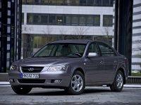 Hyundai Sonata, NF, Седан, 2005–2008