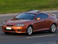 Hyundai Tuscani, GK F/L [рестайлинг], Купе, 2005–2007