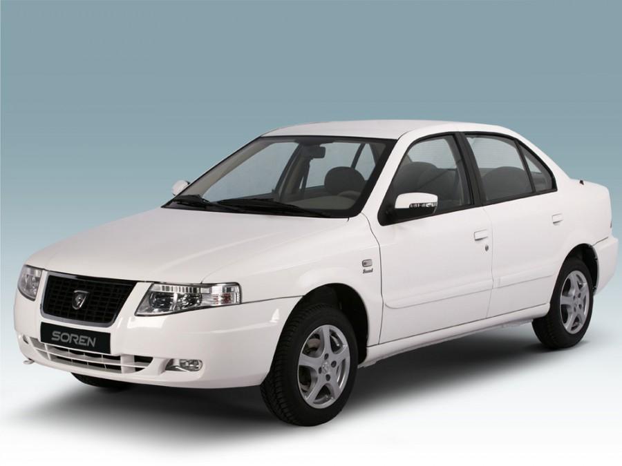 IranKhodro Soren седан, 2007–2014, 1 поколение - отзывы, фото и характеристики на Car.ru