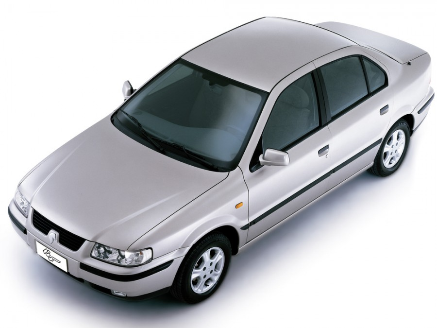 IranKhodro Samand седан, 2002–2014, 1 поколение - отзывы, фото и характеристики на Car.ru